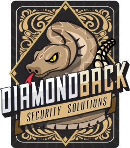 Diamondback Security Solutions footer image logo